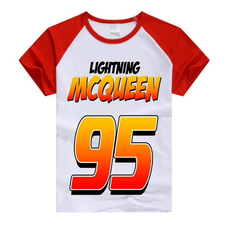 Футболка 95 Lightning MC Queen