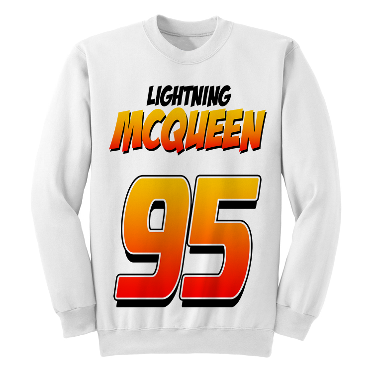 Свитшот 95 Lightning MC Queen Арт: ст-1580