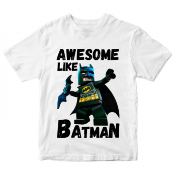 Футболка Awesome Like Batman