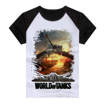 Футболка для мальчика World of tanks